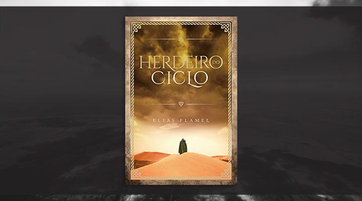 Capa do livro Herdeiro do Ciclo